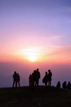 1月8日 白凿山休闲徒步登山一日游