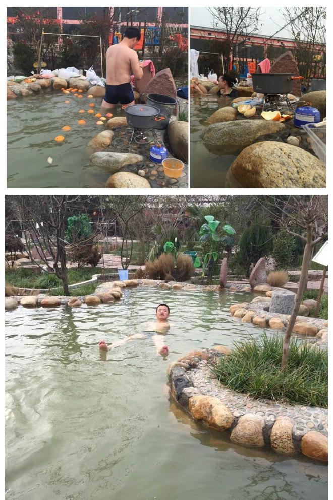 户外美食季:12月13 温泉里面吃着火锅唱着歌