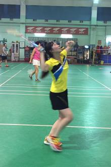 28日周三羽毛球活动