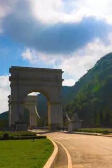 国际登山节棠梨湖公园考察行