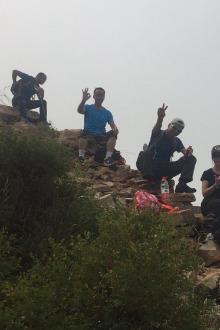 10月6日联合攀爬大黑山