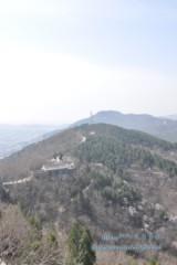 周日香山植物园一日登山