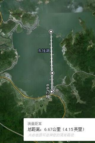 畅游东钱湖