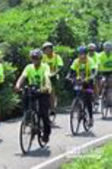 高威自行车公园骑行一日游