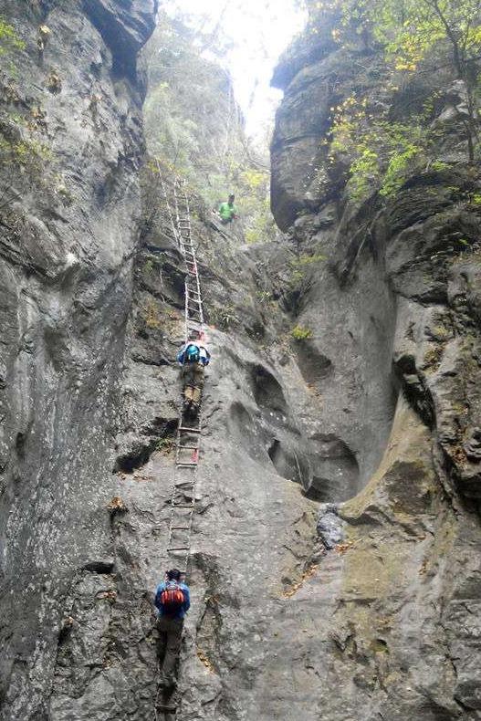 【AA约伴】2月28邀您山西陵川十八缸经典野线穿越
