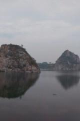 6月19日徒步苏州大峡谷,赏景西山小桂林
