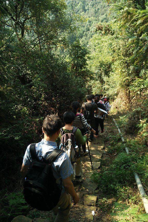 10.25凤旺尧绕圈爬山活动召集
