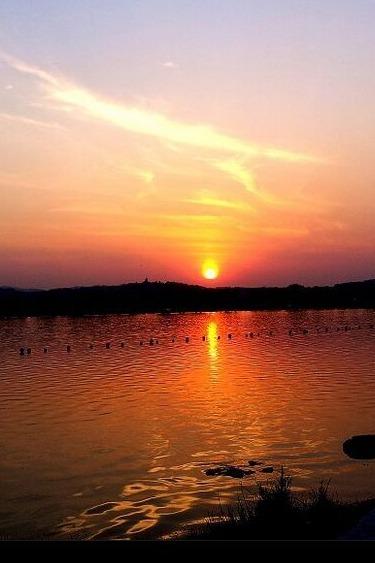 8.6夜徒石湖