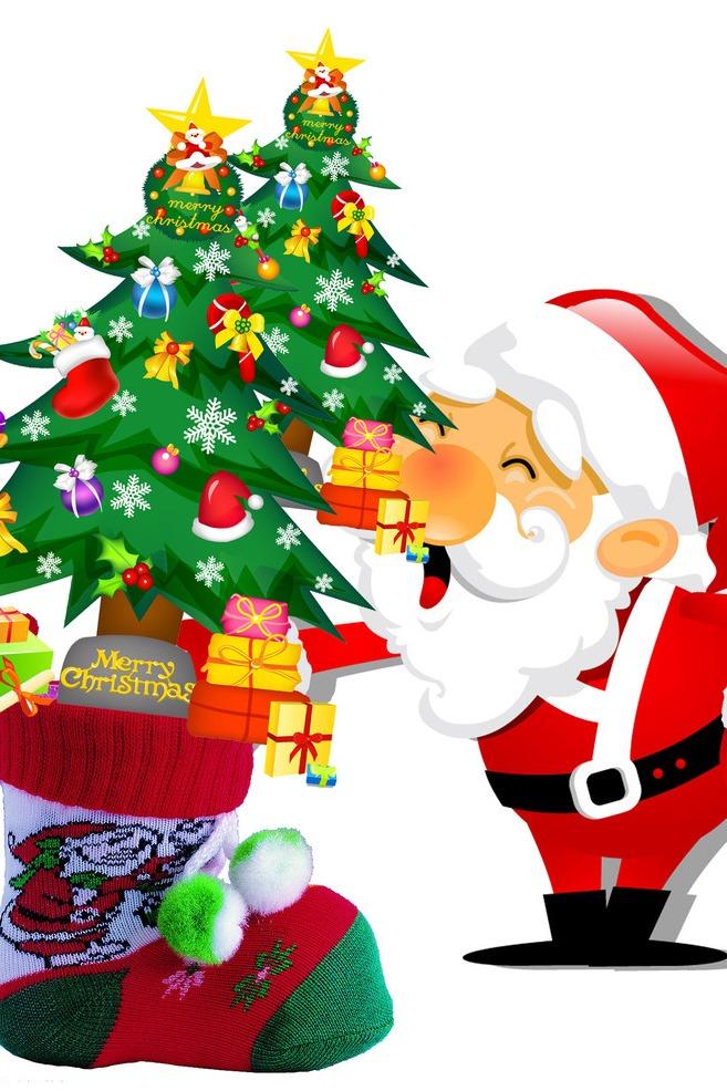 狂欢圣诞节