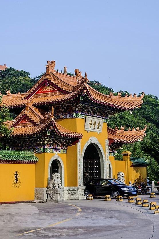 3月6日珠海金台寺户外徒步1天
