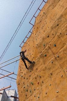 9.26自助攀岩