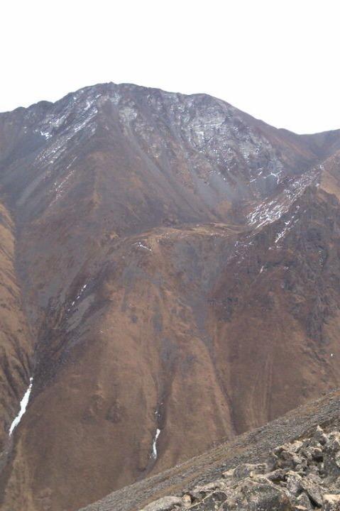 20150613周六攀登拉萨最高峰吱吱峰