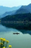 3月26-27黄山歙县新安江山水画廊徒步行摄之旅