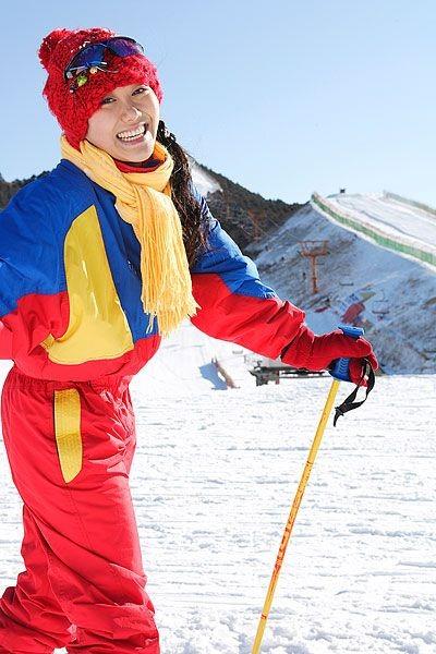 太白山滑雪、汤峪泡温泉、马嵬驿享美食