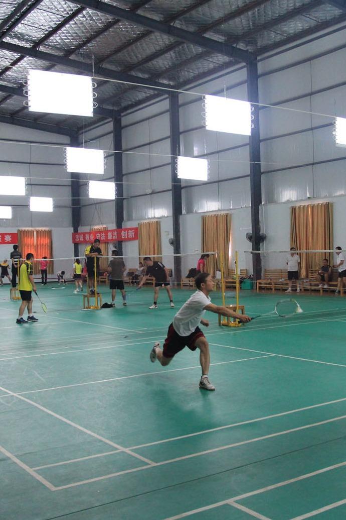 飞翎群中军球馆周五羽毛球