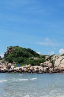 4月9日(周六)惠东狮子岛海岸线穿越美丽海岸线