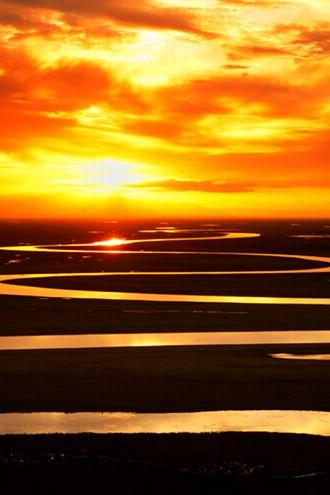 8月14日-8月16日带您畅游巴音布鲁克-九曲十八弯-天鹅湖