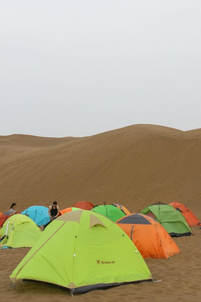 3月26日27日库姆塔格沙漠露营、滑沙玩乐看杏花