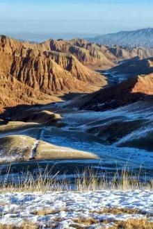 3月8日150团一日沙漠中自驾游
