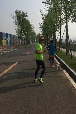 本周日(7月3日)广阳岛跑步健走