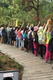 9月25日(星期天)太湖徒步公益活动