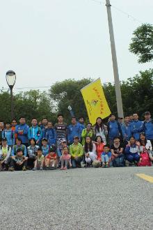 7月18日星期六光福香雪海爬山.游泳活动