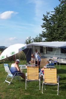 房车露营体验营活动