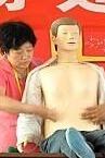 晋中市红十字会紧急救护常识培训