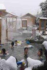 听说马上下雪,赶紧约起来去庐山西海温泉1日泡泡
