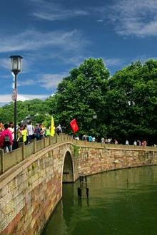 相约周日,湘湖休闲徒步游玩