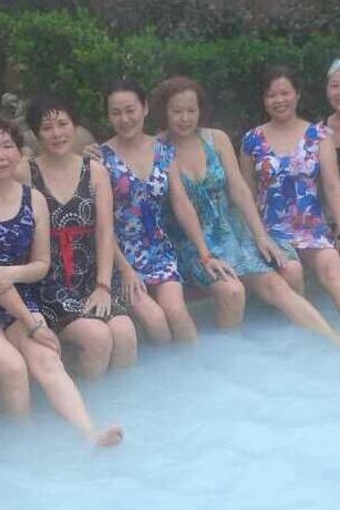 5月5日星期二太白山凤凰温泉一日休闲游