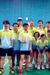 12月1号周二晚19:30广州燕塘羽毛球活动报名