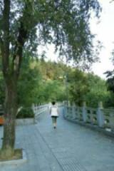 徒步香溪洞