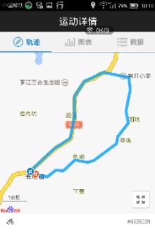 2015.09.13骑行东升湖坑