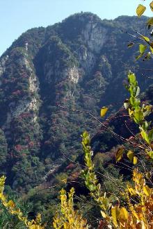 2015年5月9日周六相约三峰山登山