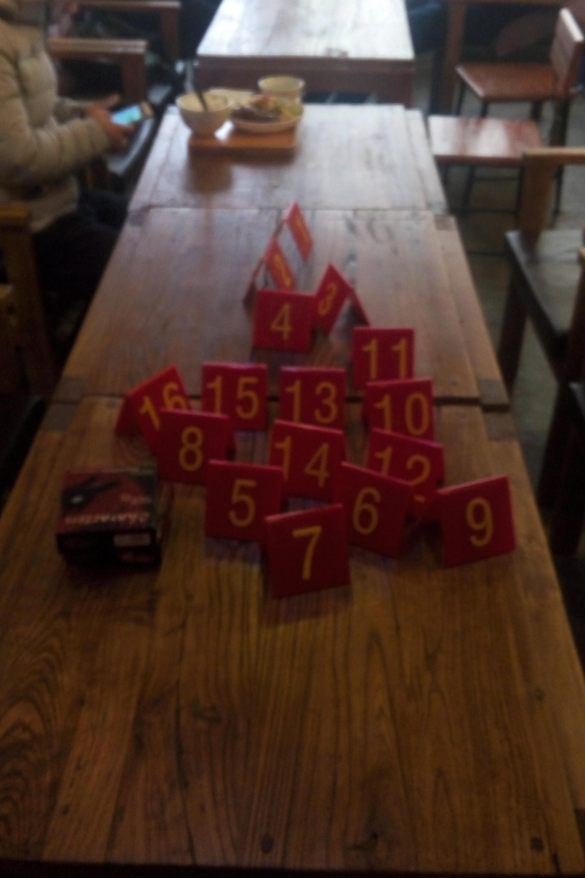 1月7周六,狼人无烟12人局同城活动,趣咖啡店