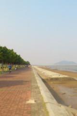 珠海三灶岛200公里自行车拉练