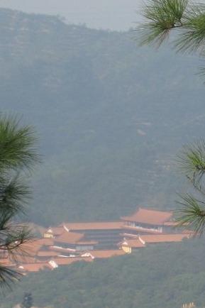 12月25日珠海凤凰山[普陀寺-美丽湾]穿越