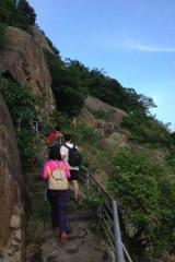 9月25日(周日)园山溪谷穿越盐田港+野炊