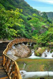 11月27(周日)登天南第一梯增城白水寨,观大瀑布