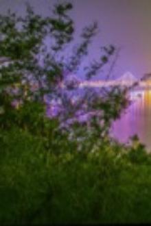 9.28 周一 夜徒东港,圆月喷泉,对酒当歌,人生几何