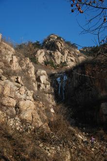 3月28日穿越嵩山
