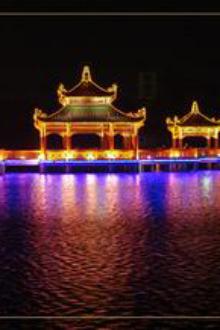 中山公园夜跑