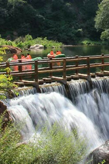 8月23日相约女娲神话之乡小沟背景区