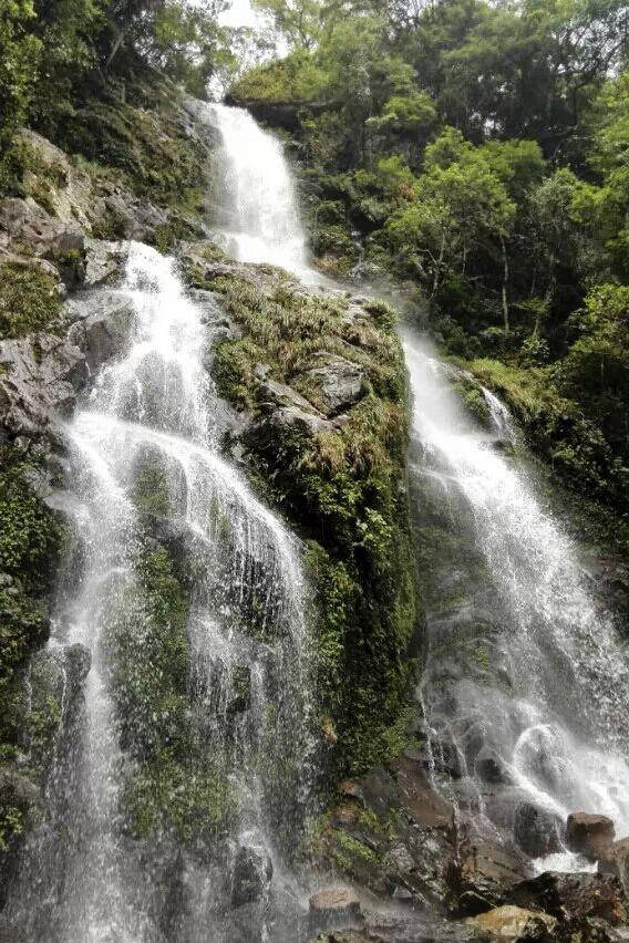 9月12、13日 泡水露营 下水源一线天-大龙潭-大漳瀑布群
