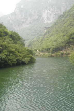 【开封驴友吧】7月5号巩义青龙山穿越后寺河峡谷