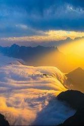 【周末活动】相约徒步牛背山,看最美云海日出