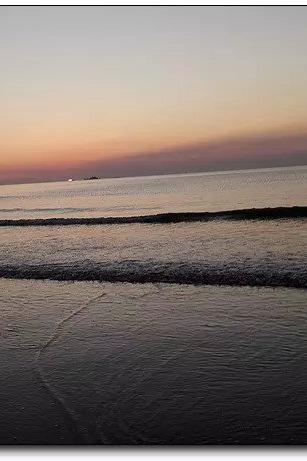 六鳌露营,观日出,海岸篝火2日游