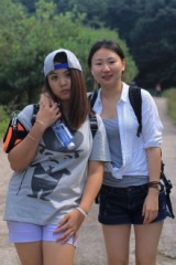 11月5号帅哥美女齐登小梧桐游览仙湖植物园摄影活动