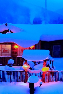 雪乡、长白山、雾凇岛六日纯旅行